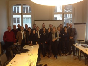 Odysseus Kick-off Meeting, Brussels 22 January 2015